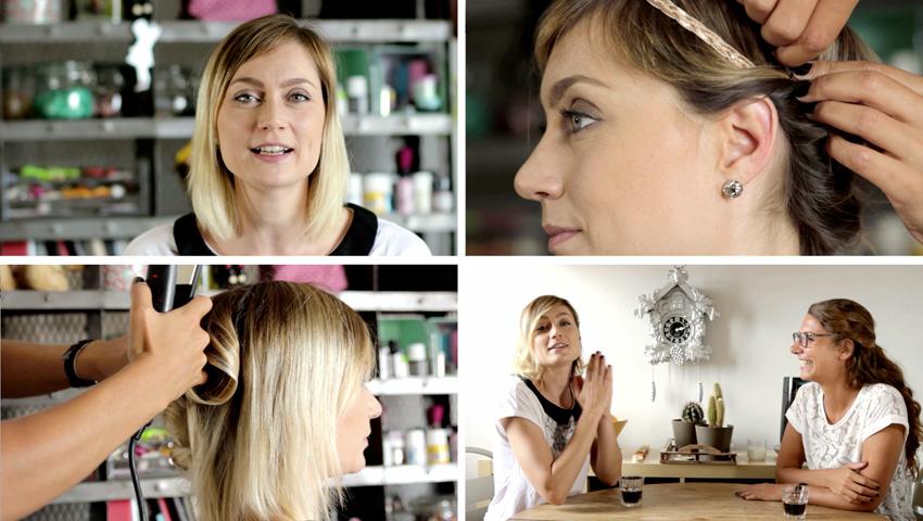 DIY coiffure simple et rapide blog mode Artlex