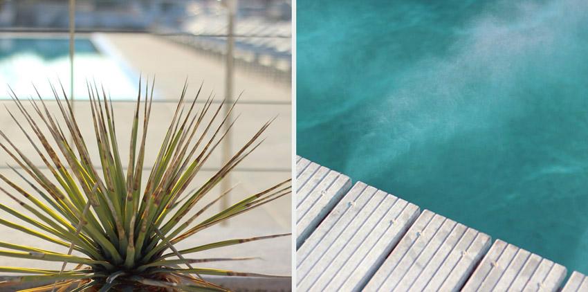 Pullman hotel Marseille piscine