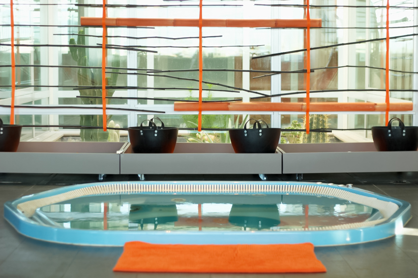 jacuzzi hotel Marseille