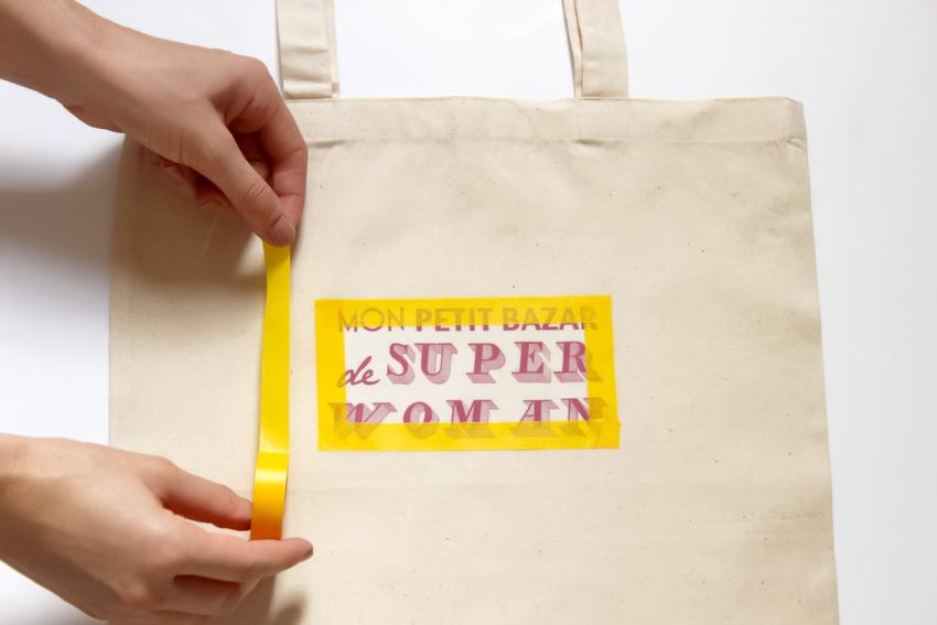 8-DIY tote bag