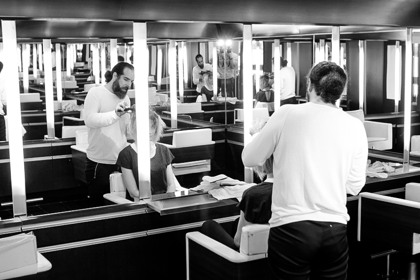 bon coiffeur Lyon Issone