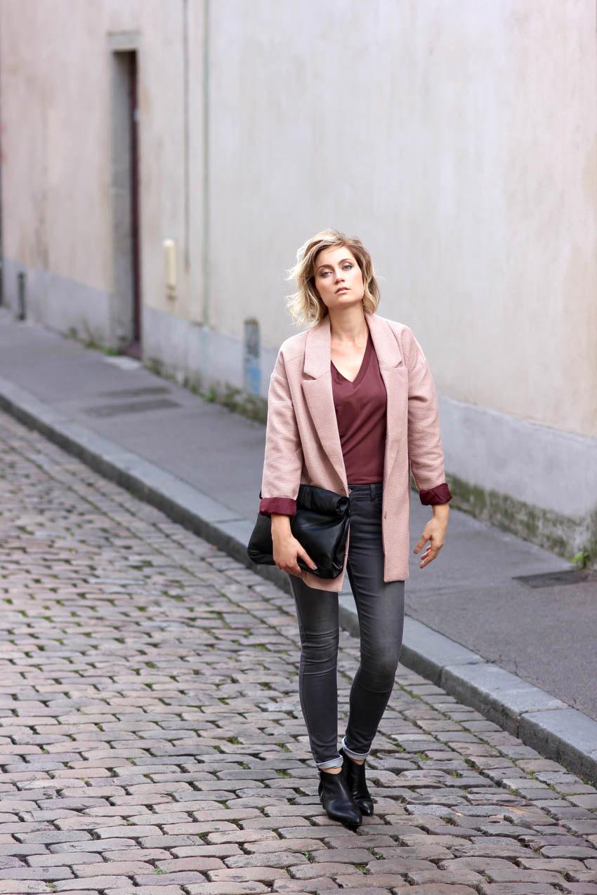 look de rentrée tendance couleur automne 2014