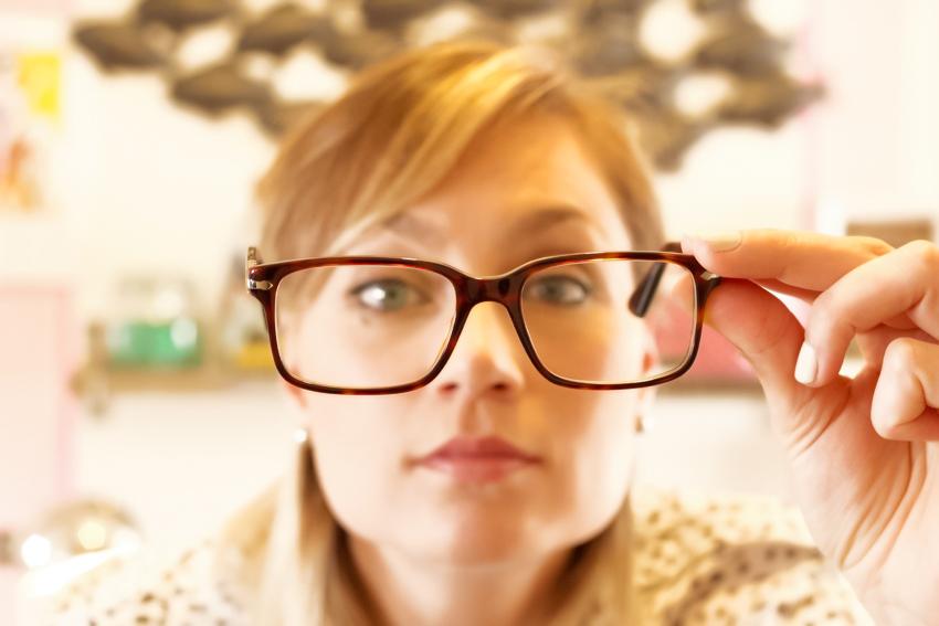 lunettes de vue Mister spex