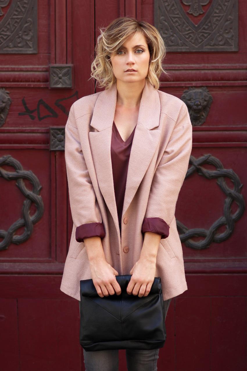 manteau oversize vero moda coat