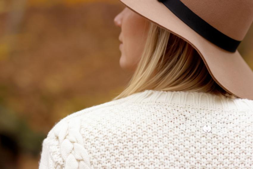 capeline feutrine automne