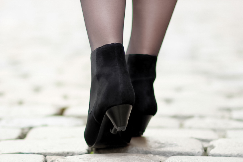 Chaussures bottines Billie Tango