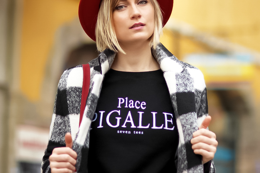 sweat Place pigalle Paris