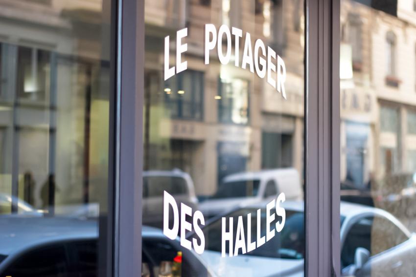 Potager des Halles restaurant Lyon