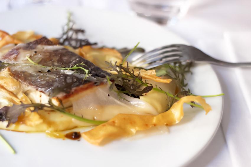Restaurant Potager des Halles Lyon presqu'ile