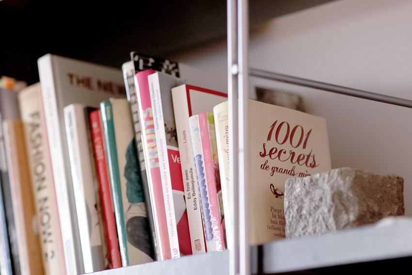 bibliothèque livres