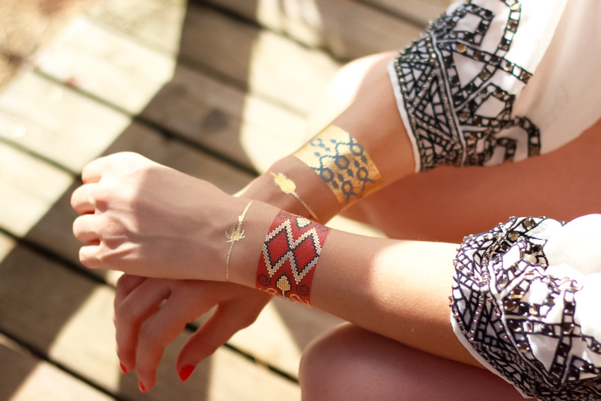 bijoux de peau bernardforever x floramazona blog mode lyon