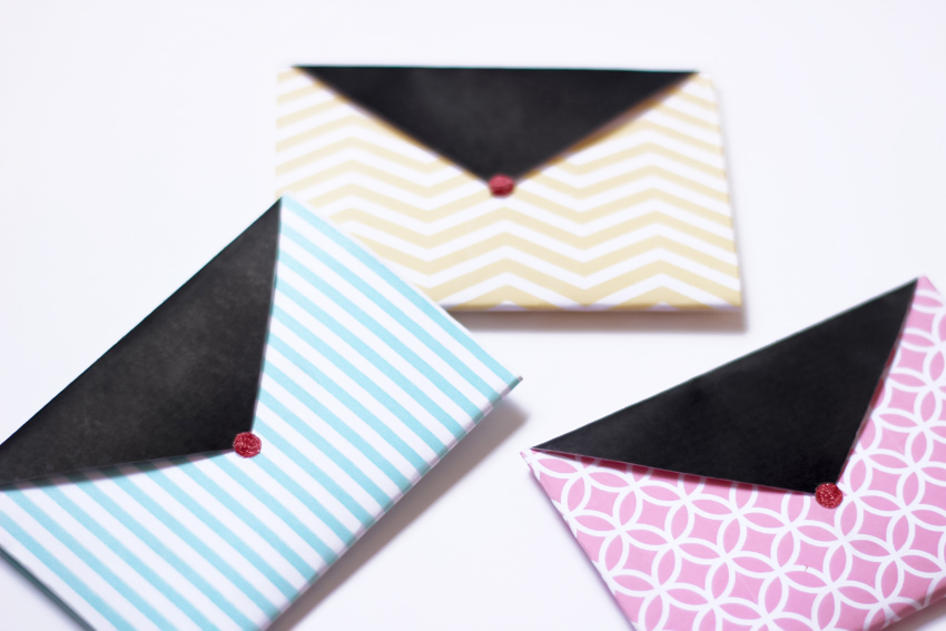 enveloppe pour la saint valentin blog mode lyon DIY Artlex