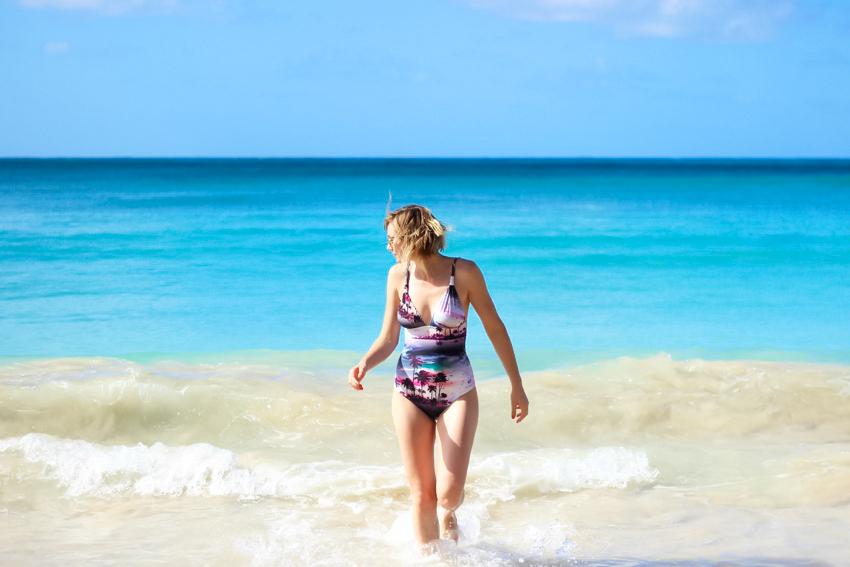 maillot de bain imprimé tropique brazilianBikinishop