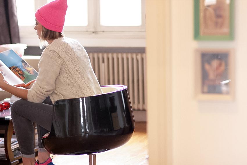 pink winter style fashion blog Artlex