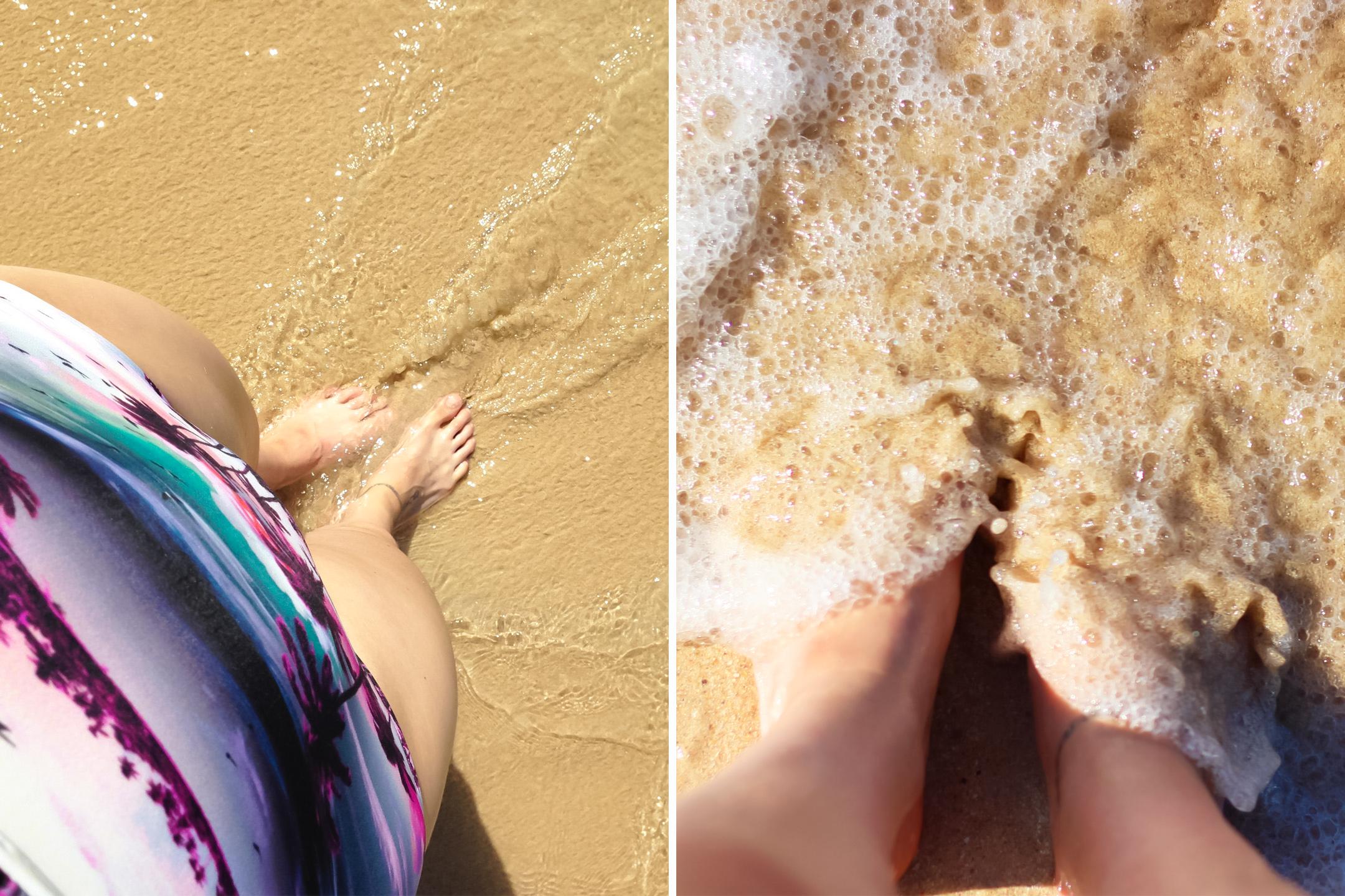 plage des Salines sable blanc Martinique