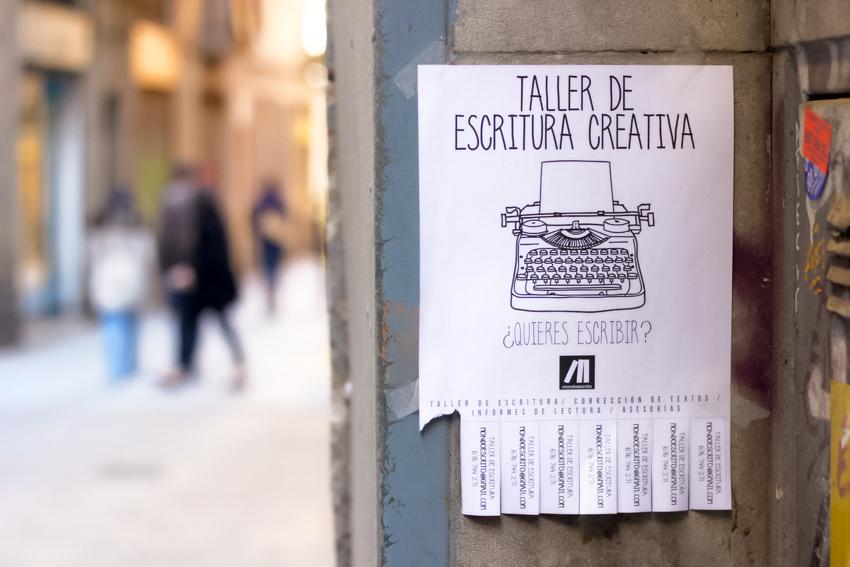 affiche Barcelone Blog mode lyon Artlex