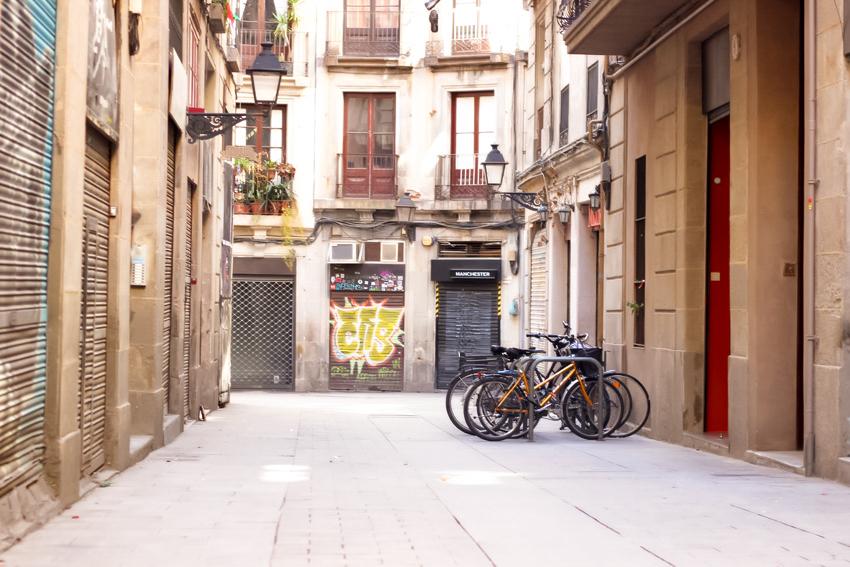jolie Rue Barcelone
