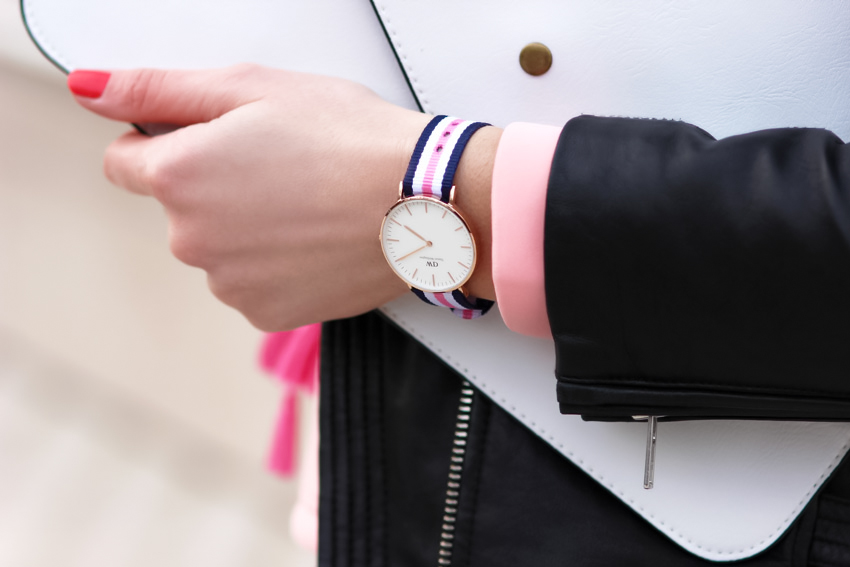 montre daniel wellington watch