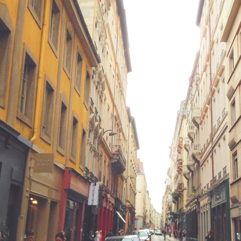 shopping lyon rue Auguste Comte