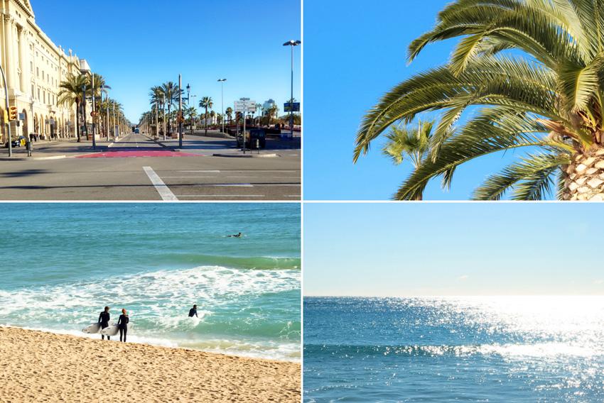 vacances Barcelone Blog mode lyon Artlex