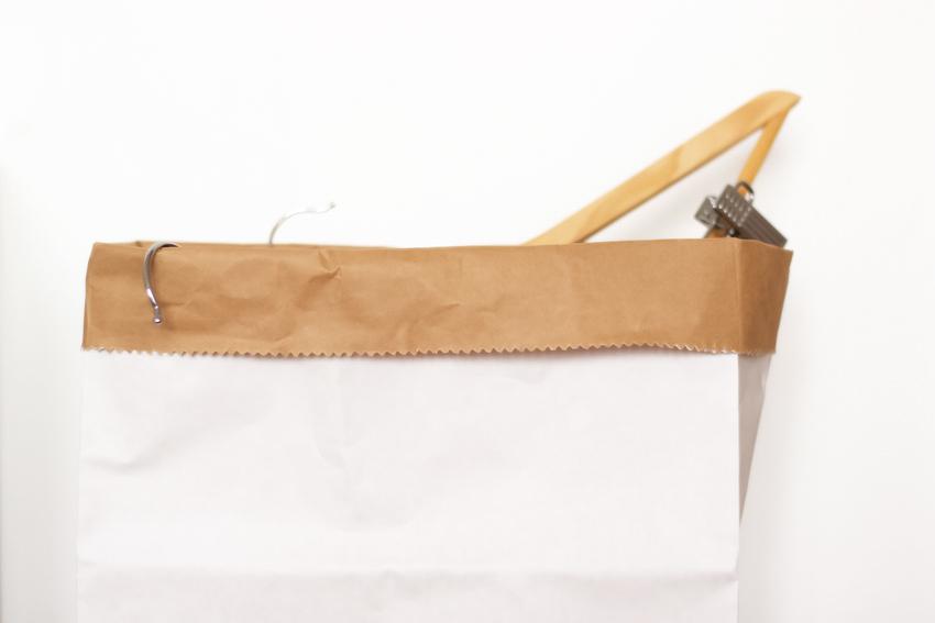 white paperbag mon petit Zoreol