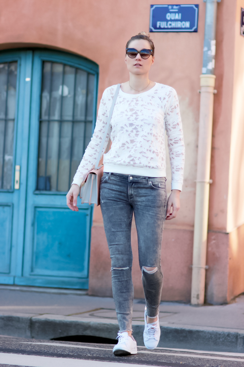 casual street style blog mode Lyon Artlex