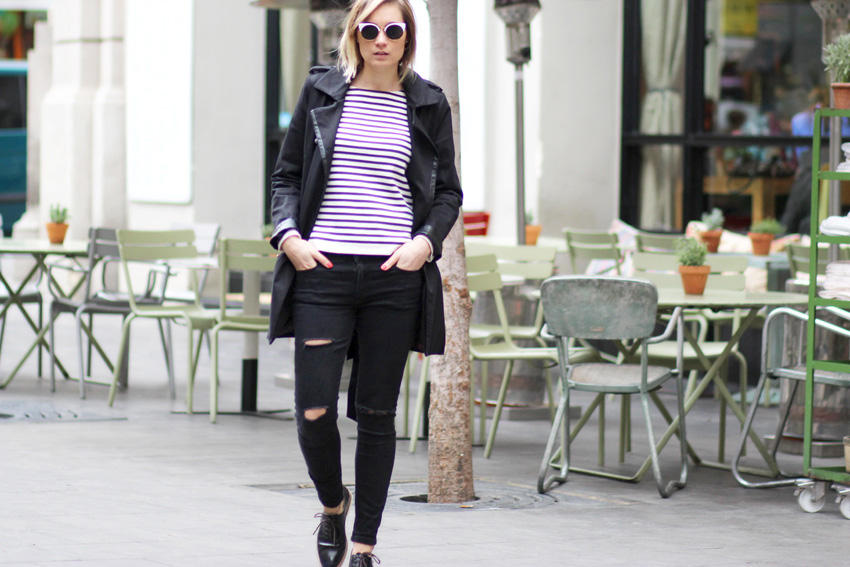 street style Barcelone blog mode Lyon Artlex