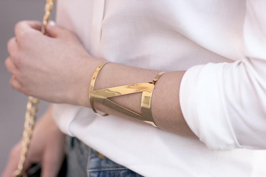 Bracelet forme géometrique