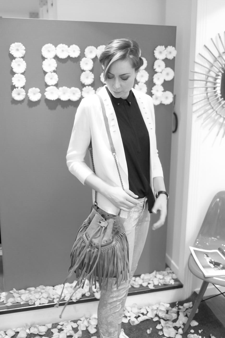 Nouvelle boutique Icode Bloge mode Lyon Artlex