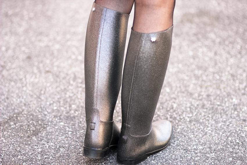 bottes de pluie Méduse