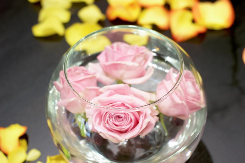 décoration roses boutique icode