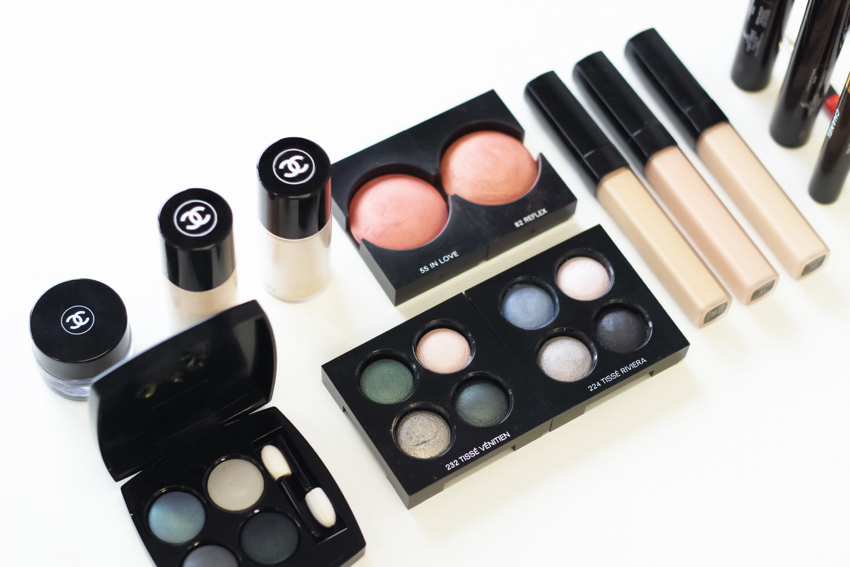 maquillage chanel Galeries Lafayette