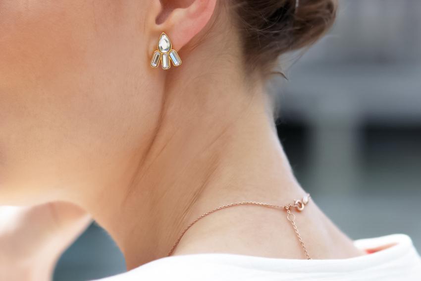 boucles d'oreilles Fossil blog mode lyon Artlex