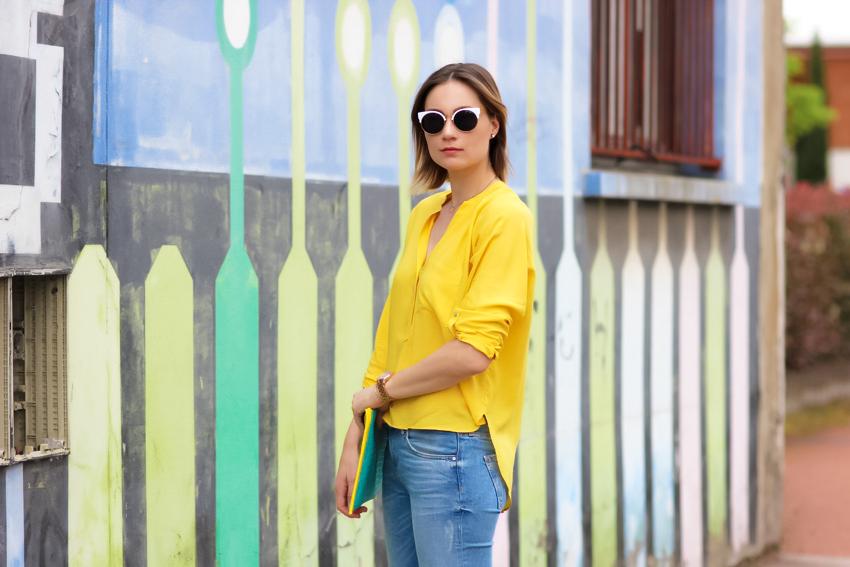 tendance jaune blog mode Lyon Artlex