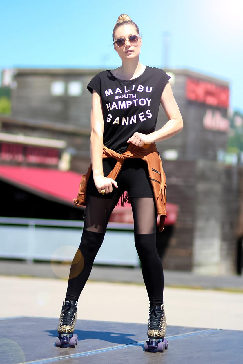 Artlex blogueuse lyonnaise look rollers