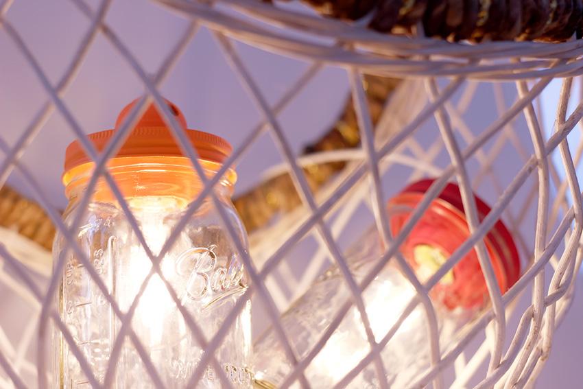 DIY Luminaire bocal en verre blog mode Artlex