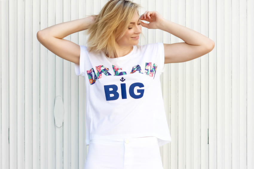 DIY tee-shirt à texte blog DIY Artlex