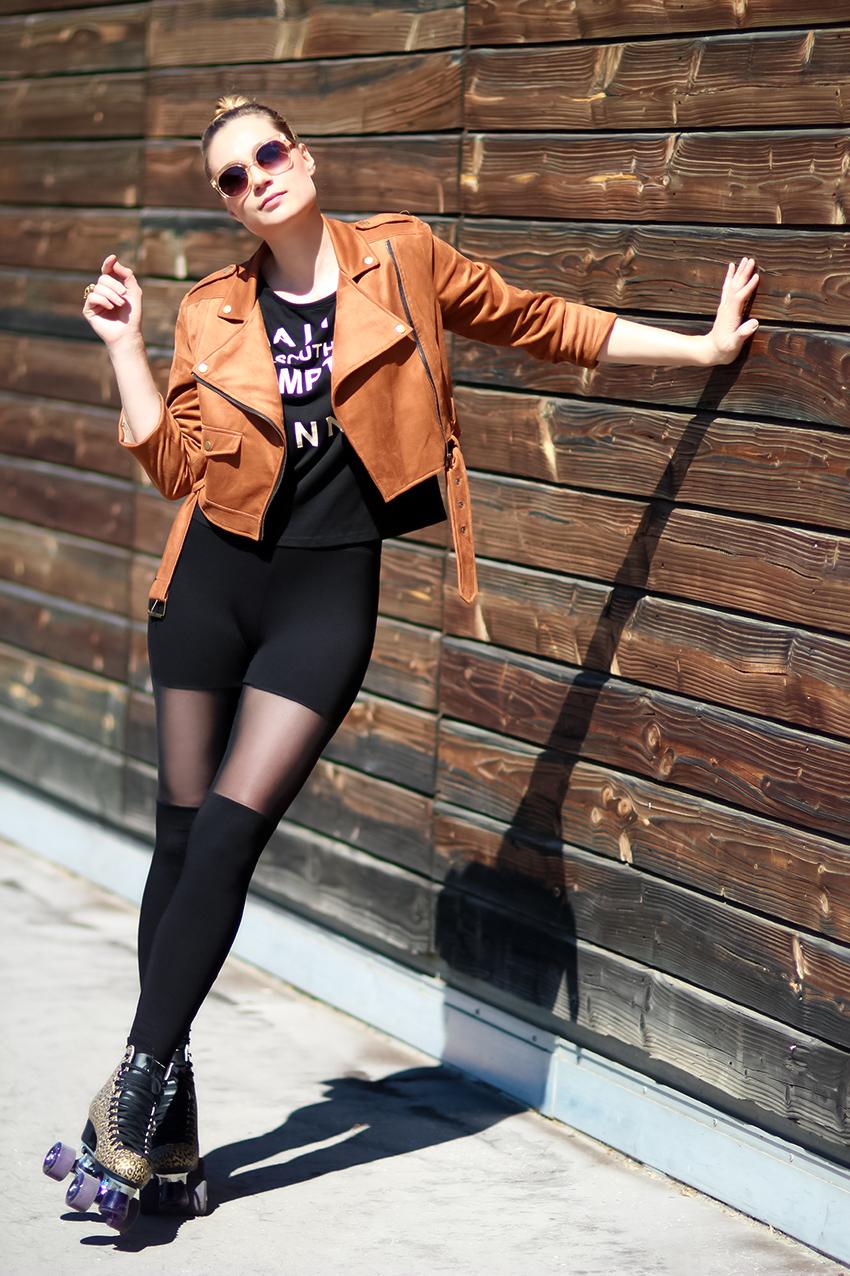 Look Roller Blogueuse mode Lyon Artlex