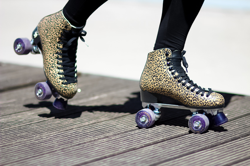 Rollers Rookie Skates blog mode Artlex