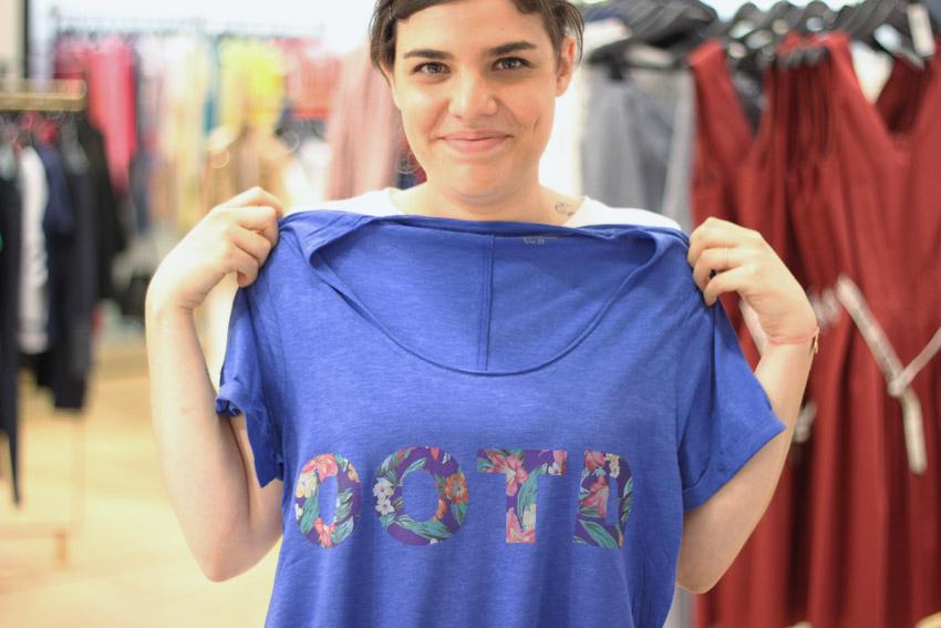 atelier DIY personnalisation tee-shirt