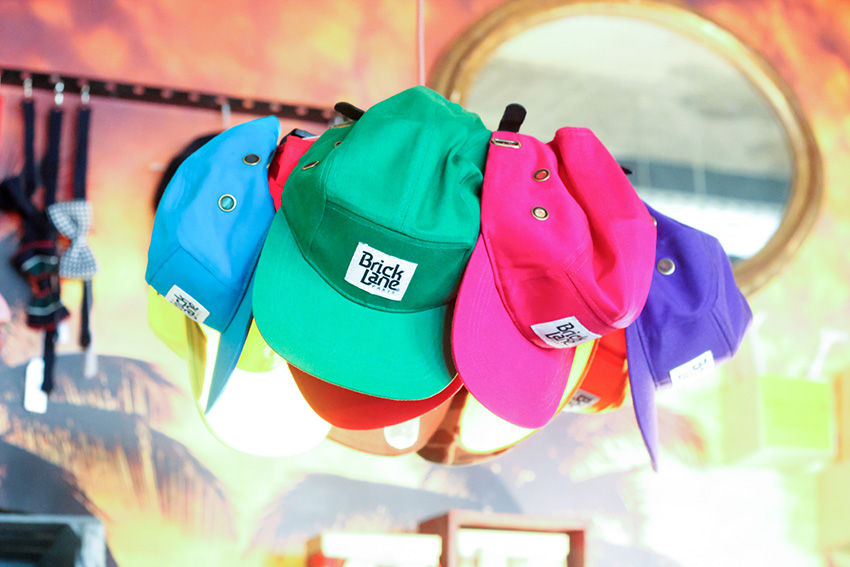 casquette Brick Lane Babel Concept Store Paris