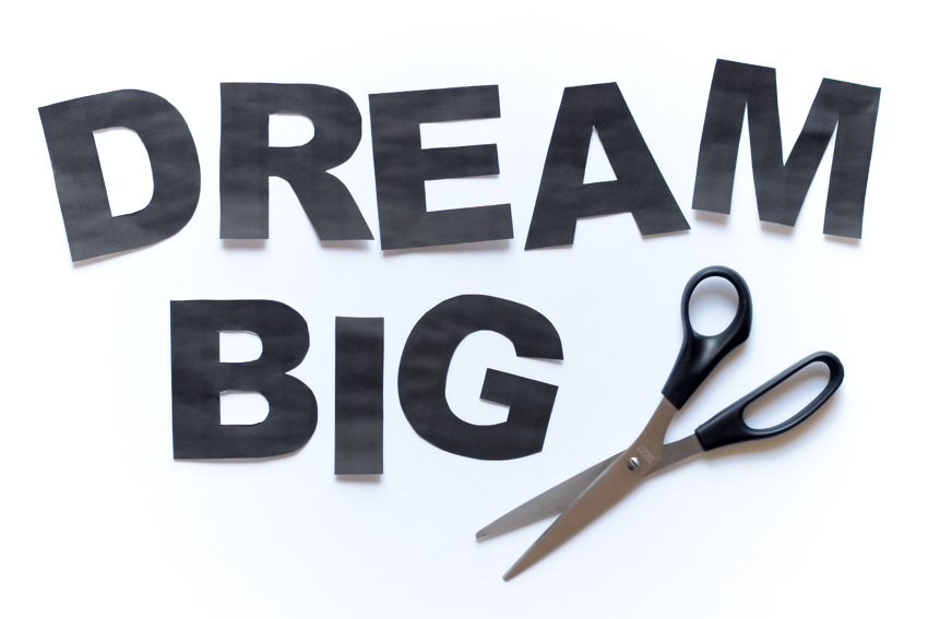 dream big blog DIY Artlex