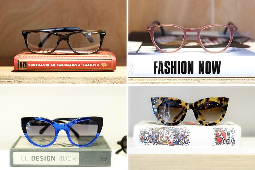 lunettes Jimmy Fairly blog mode Artlex
