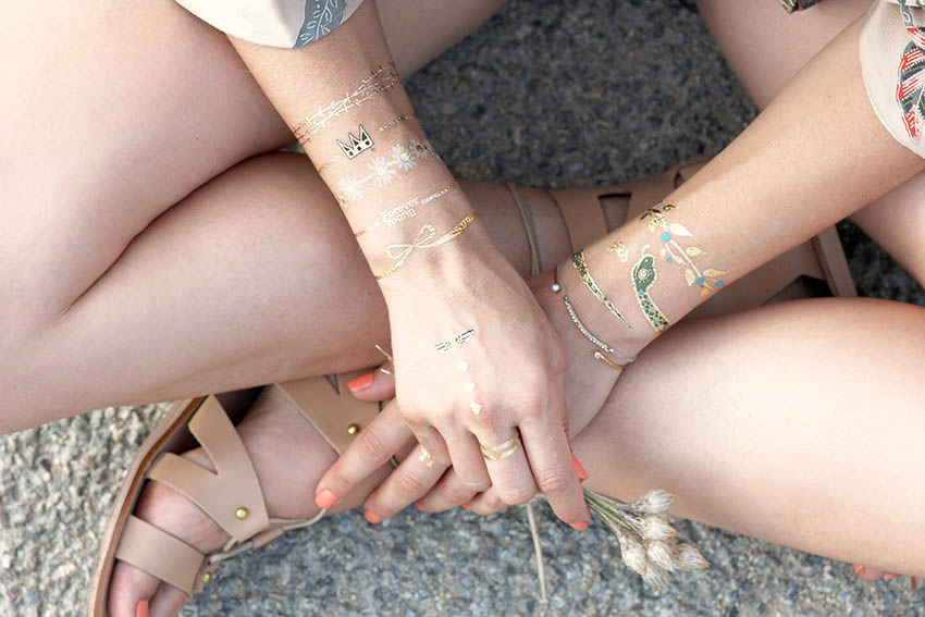 tatouages de peau bernard forever blog mode lyon Artlex