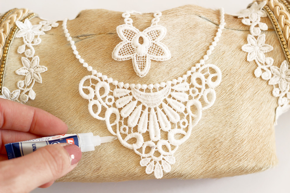 vintage lace cow skull blog DIY Artlex