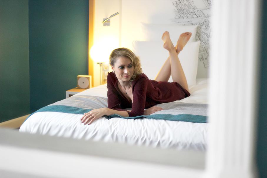Blogueuse lyonnaise Artlex Hotel Mercure lyon