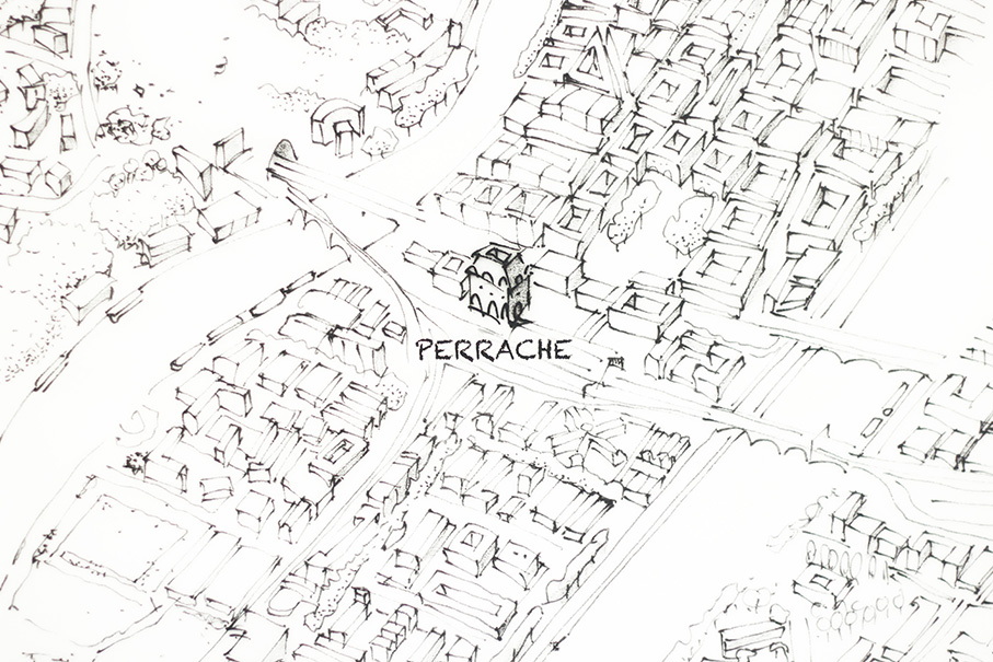 Chateau Perrache x Artlex 50