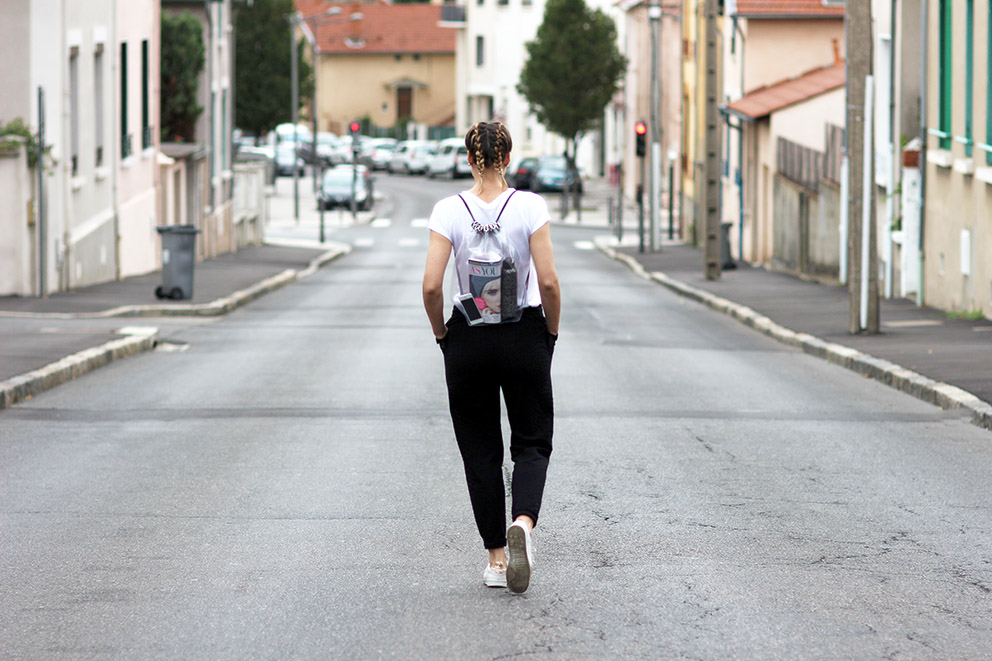 tenue pour krav maga blog mode Lyon Artlex