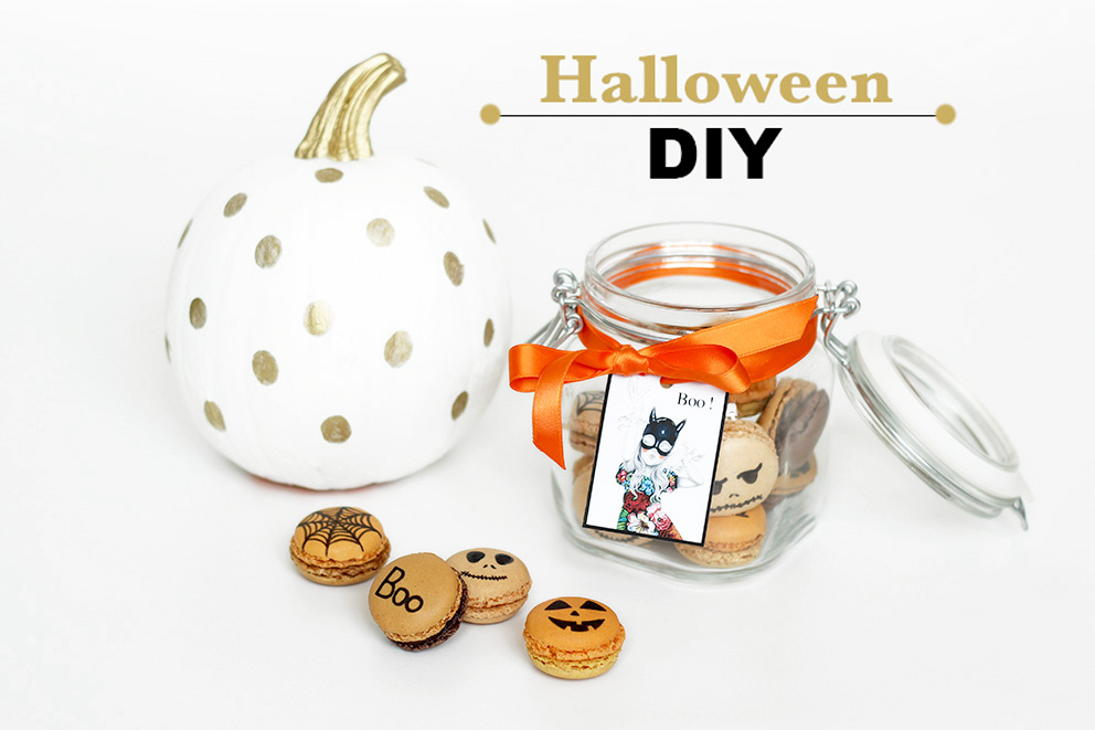 DIY halloween blog mode Artlex
