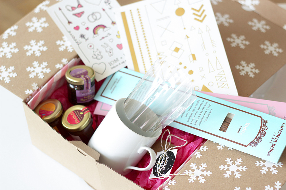 cadeau Box noel blog DIY Artlex